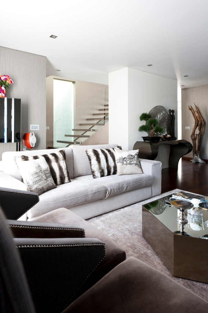 Decoração Interiores Casas Modernas